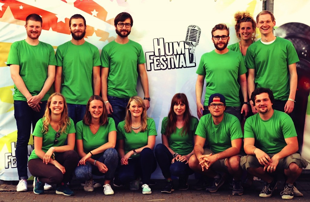 Das Team 2015